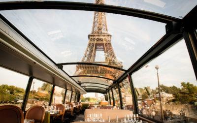 Découvrez le restaurant qui a la plus belle vue de Paris