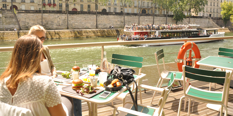 Paris by the water: our best addresses and activities