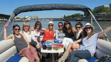 Private Cruise on the Seine