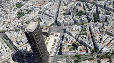 Panoramic visit of Montparnasse Tower