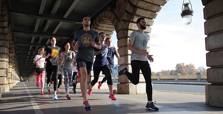Paris Running Tour