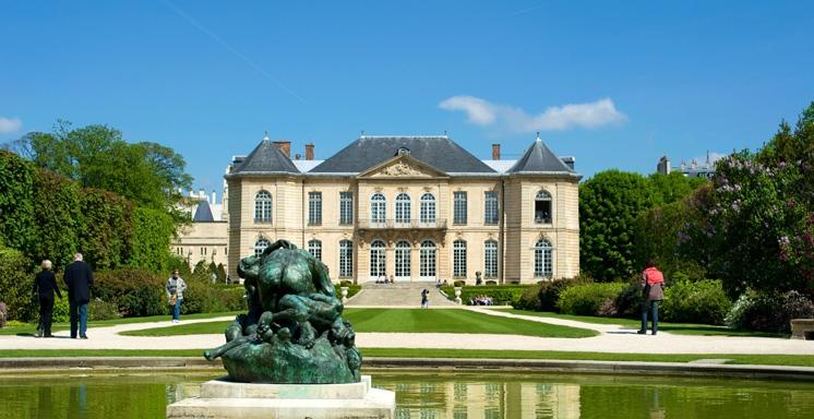 Musée Rodin - Billet coupe-file