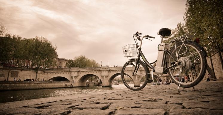 Visite guidée de Paris à vélo