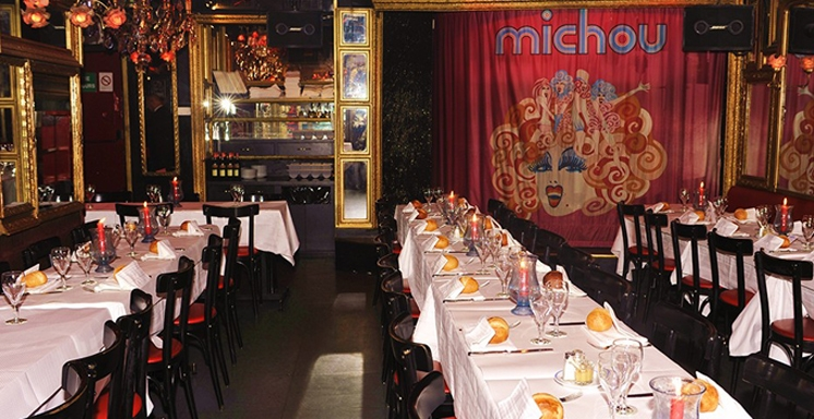 """Spectacle Dinner """"Chez Michou"""" !"""