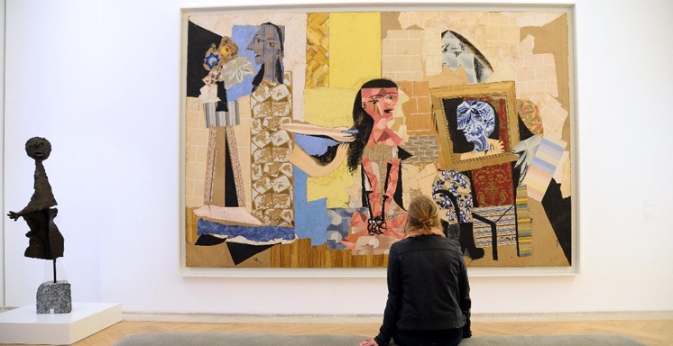 Picasso Museum: Ticket + visial guide